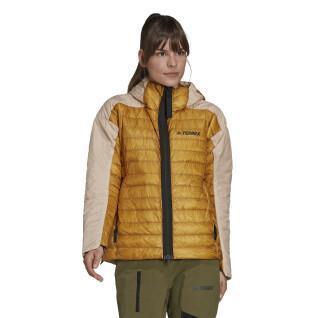 Women's jacket adidas Terrex Myshelter Down Ed