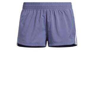 Women's shorts adidas Pacer 3-Stripes Woven