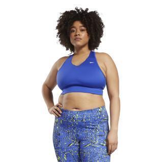 Women's bra Reebok Running Essentials Sports (Grandes tailles)
