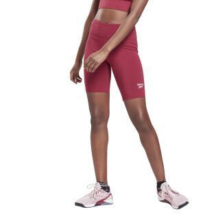 Women's tight shorts Reebok Identity Logo