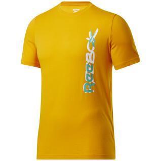 T-shirt Reebok à motif MYT