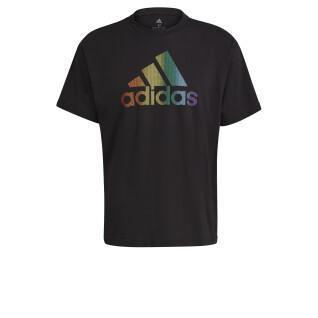 T-shirt adidas Pride Logo Graphic