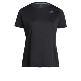 Women's T-shirt adidas Heat.Rdy (Grandes tailles)