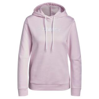 Women's hoodie adidas Terrex Graphic Logo