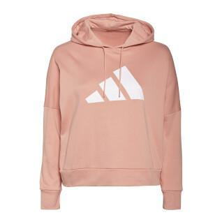 Women's hoodie adidas Sportswear Future Icons (Grandes tailles)