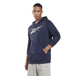 Hoodie Reebok Training Essentials Vector Pullover