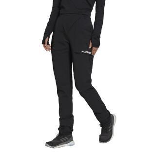 Women's trousers adidas Terrex Yearound Soft Shell