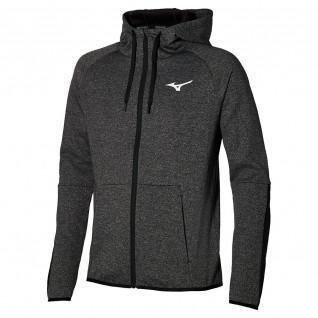 Hooded jacket Mizuno Athletic