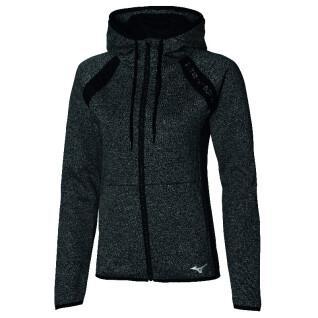 Women's hoodie Mizuno Athletic WOS