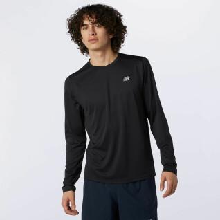 New Balance accelerate long sleeve jersey