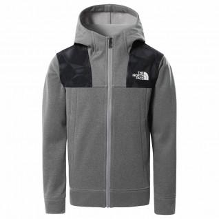 The North Face Hooded Zipped Surgent Kids Jacket