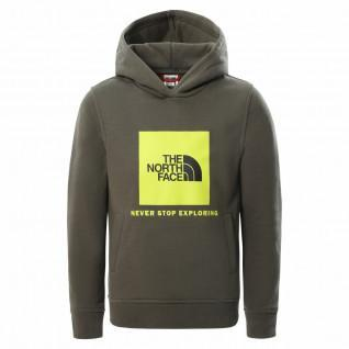 Hooded sweatshirt child The North Face New Box Crew