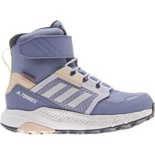 Children's shoes adidas Terrex Trailmaker High COLD.RDY Hiking