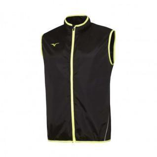 Mixed waterproof sleeveless jacket Mizuno