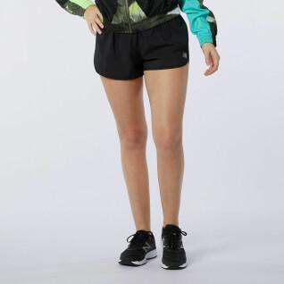 New Balance accelerate women's shorts 2.13 cm