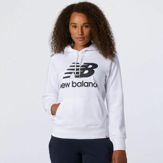 Women's hoodie New Balanceessentials